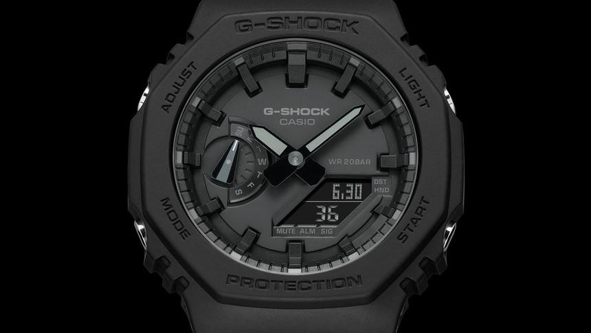 g-shock ga-2100-1a1jf