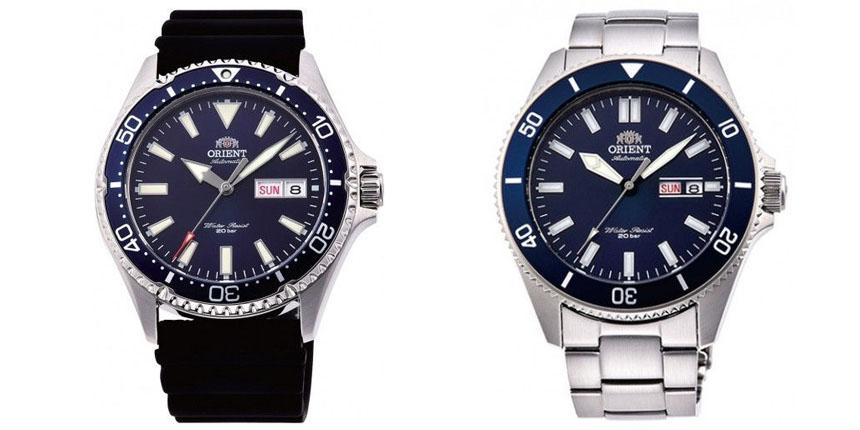aa727672b Hodinky Orient Ray a Orient Mako. Jedny z nejlepších potápěčských ...