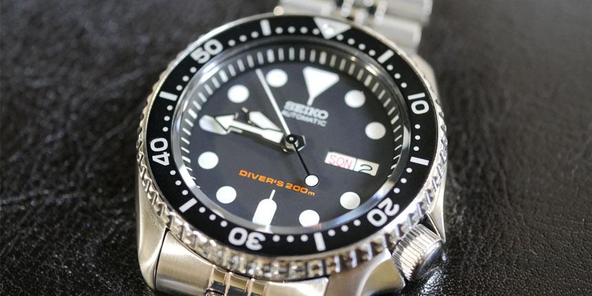29d0f2103e4 Seiko SKX007 a SKX009. Nejlepší potápěčské hodinky do 10.000 Kč ...