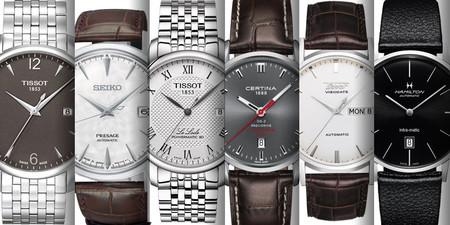 6 pánských společenských hodinek vhodných jako dárek k promoci (do 20tis.  Kč) c032c6d0c7
