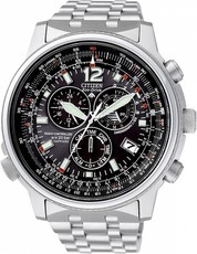 Citizen Eco-Drive Pilot Radiocontrolled AS4020-52E