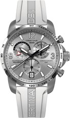 Certina DS Podium Chronograph GMT Aluminium Quartz C001.639.97.037.00