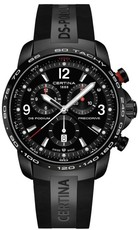 Certina DS Podium Quartz Precidrive Big Size Chronograph 1/100 SEC C001.647.17.057.00