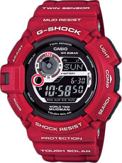 Casio G-Shock Mudman G-9300RD-4ER Limited Edition