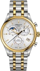 Certina DS-8 Chronograph Moon Phase Quartz C033.450.22.031.00