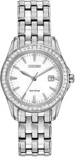 Citizen Silhouette Crystal EW1901-58A