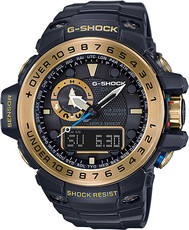 Casio G-Shock Gulfmaster GWN-1000GB-1AER Black & Gold Special Edition