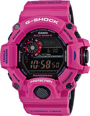 Casio G-Shock Rangeman Limited Edition Man in Sunrise Purple GW-9400SRJ-4ER