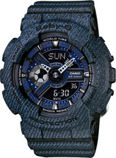 Casio Baby-G BA-110DC-2A1ER Denim Series