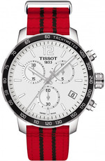 Tissot Quickster NBA Chicago Bulls Special Collection T095.417.17.037.04