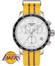 Tissot Quickster NBA L.A. Lakers Special Collection T095.417.17.037.05