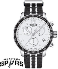 Tissot Quickster NBA S.A.Spurs Special Collection T095.417.17.037.07 8f76c99dbe
