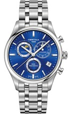 Certina DS-8 Chronograph Moon Phase Quartz C033.450.11.041.00