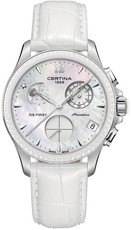Certina DS First Lady Chronograph Moon Phase C030.250.16.106.00