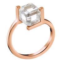Dámský prsten z chirurgické oceli Calvin Klein Daring KJ3HPR1401 2161115655