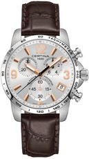 Certina DS Podium Quartz Precidrive Chronograph 1/10 Sec C034.417.16.037.01