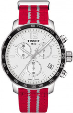 Tissot Quickster NBA Houston Rockets Special Collection T095.417.17.037.12
