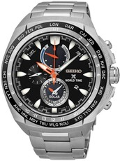 Seiko Prospex Sea Solar World Time Chronograph SSC487P1