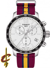 Tissot Quickster NBA Cleveland Cavaliers Special Collection T095.417.17.037.13