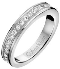 Dámský prsten z chirurgické oceli Calvin Klein Hook KJ06MR0401 fc01918884