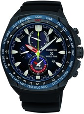 Seiko Prospex Sea Solar World Time Chronograph SSC551P1