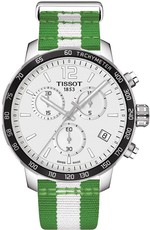 Tissot Quickster NBA Boston Celtics T095.417.17.037.17