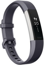 Fitbit Alta HR Blue Gray - Small FB408SGYS-EU