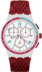 Swatch Red Track SUSM403