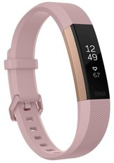 Fitbit Alta HR Pink Rose Gold - Small FB408RGPKS-EU
