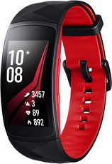 Samsung Gear Fit2 Pro Red/Black (vel. L)