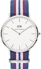 Daniel Wellington Classic Belfast Silver 0213DW. Pánské hodinky Daniel ... e5b3a62928