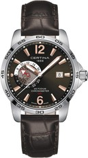Certina DS Podium GMT Quartz Precidrive COSC Chronometer C034.455.16.087.01