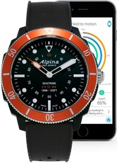 Alpina Seastrong Horological Smartwatch Quartz AL-282LBO4V6