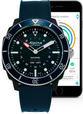 Alpina Seastrong Horological Smartwatch Quartz AL-282LNN4V6