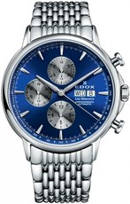 Edox Les Bémonts Chronograph Automatic 01120 3M BUIN