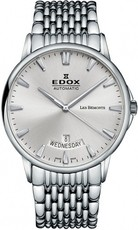 Edox Les Bémonts Day Date 83015 3M BIN