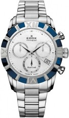 Edox Royal Lady Chronograph Quartz 10406 357B NAIN
