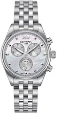 Certina DS-8 Lady Quartz COSC Chronograph C033.234.11.118.00