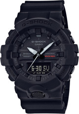 Casio G-Shock Original GA-835A-1AER Special Edition 35th Anniversary Big Bang Black