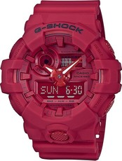 Casio G-Shock Original GA-735C-4AER Special Edition 35th Anniversary Red Out