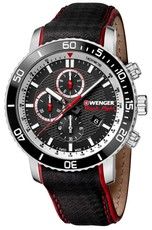Wenger Roadster Black Night Quartz Chronograph 01.1843.105