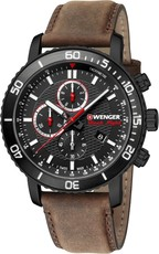Wenger Roadster Black Night Quartz Chronograph 01.1843.107