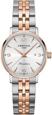 Certina DS Caimano Lady Quartz Precidrive C035.210.22.037.01
