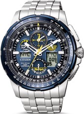 Citizen Promaster Sky Pilot Global Radiocontrolled JY8058-50L Blue Angel Special Edition