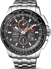 Citizen Promaster Sky Pilot Global Radiocontrolled JY8069-88E