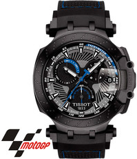 Tissot T-Race Quartz Chronograph T115.417.37.061.02 Moto GP Tom Lüthi 2018 Limited Edition 2018pcs