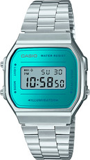 Casio Collection Retro A168WEM-2