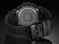 Casio G-Shock Original GBA 800AT-1A Limited Edition Asicstiger