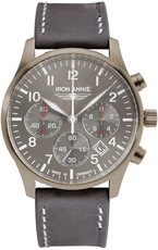 Pánské hodinky Junkers. Junkers Iron Annie Captain s Line Quartz Chronograf  5674-4 160a87dadf6