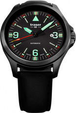 Traser P67 Officer Pro Automatic Black